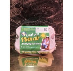 Croustillant jambon/fromage (130gr)