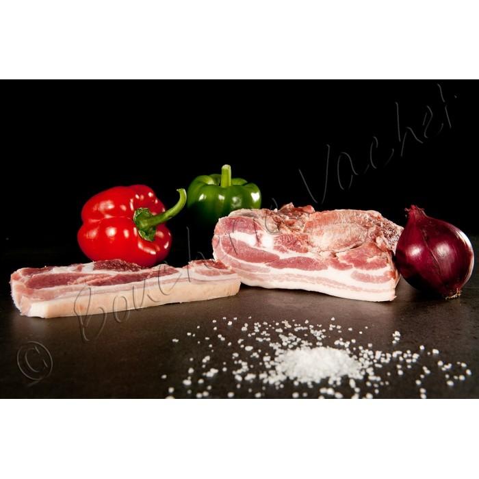 Palette de porc avec os
