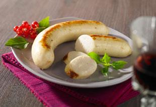 photo du produit de Noël Boudin blanc  de Rethel à la truffe (1%) DEMOIZET