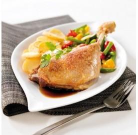 Confit de cuisse de canard