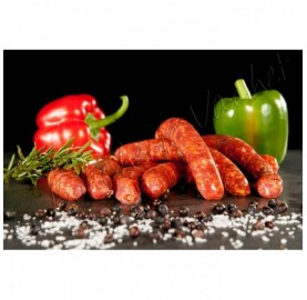 Merguez HOT (piquantes)...