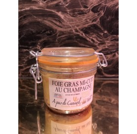 Foie gras au Champagne