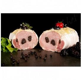 Rôti de porc filet aux...