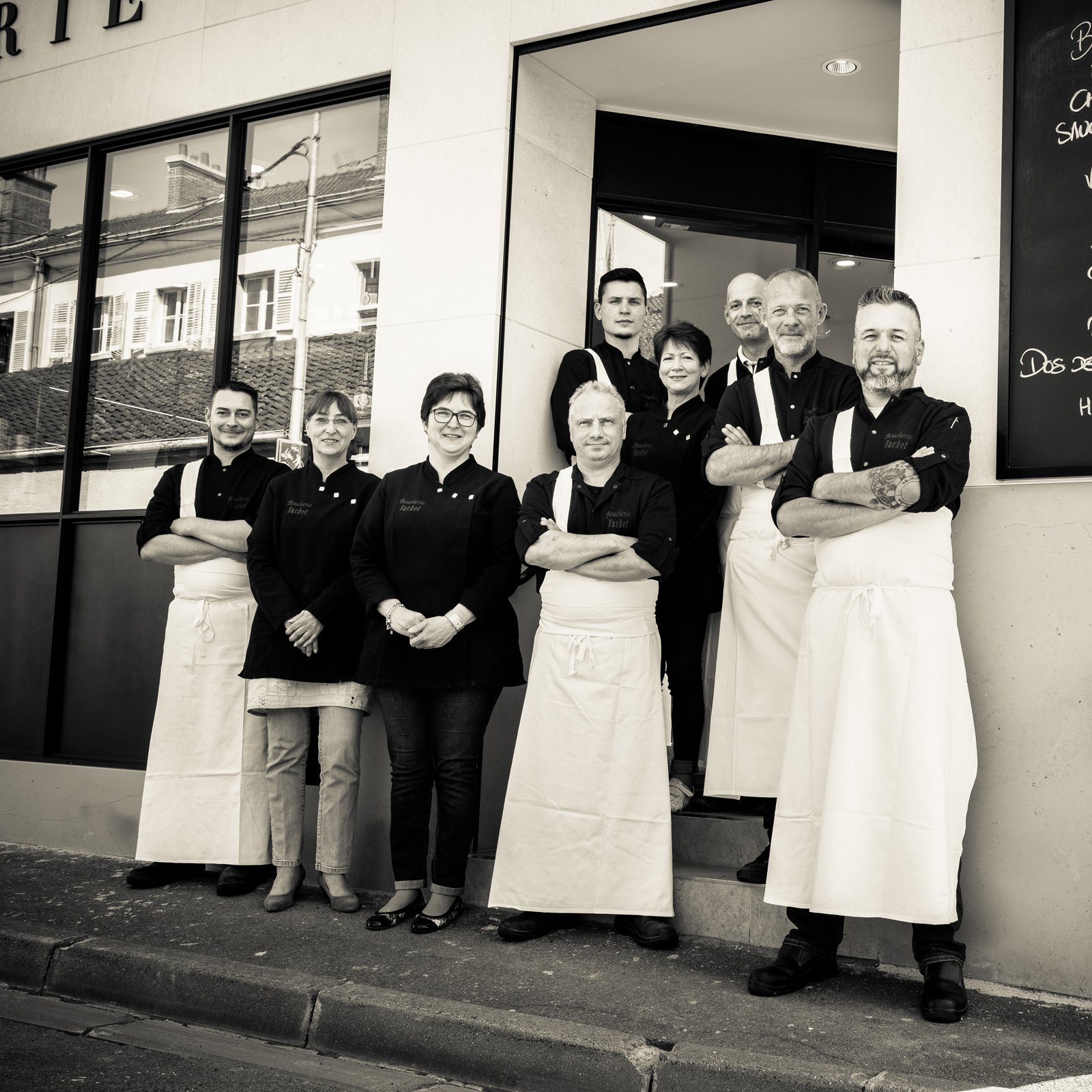 Equipe Boucherie Vachet